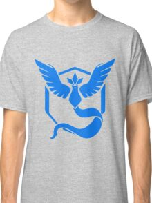 Team Mystic Pokemon Go Classic T-Shirt