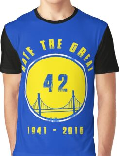 Nate the Great - Golden State Basketball Player Graphic T-Shirt