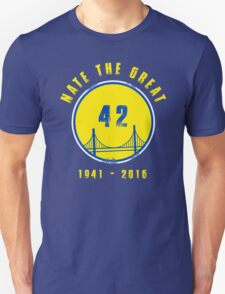 Nate the Great - Golden State Basketball Player Unisex T-Shirt