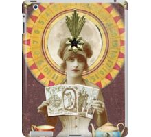 Wheel of Fortune Oracle iPad Case/Skin