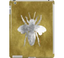 Grunge Bee iPad Case/Skin