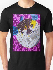 Puffer fish Unisex T-Shirt