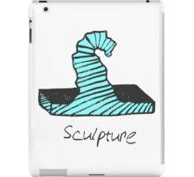 sculpture iPad Case/Skin