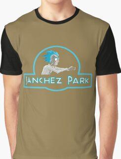 NEW SANCHEZ PARK - RICK MORTY Graphic T-Shirt