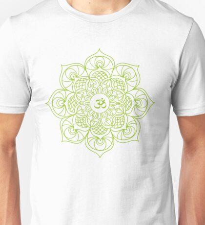 Mandala Om Unisex T-Shirt