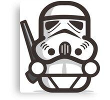 Minitrooper Canvas Print