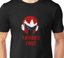 Father's First Unisex T-Shirt