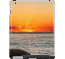 Glowing Clouds iPad Case/Skin