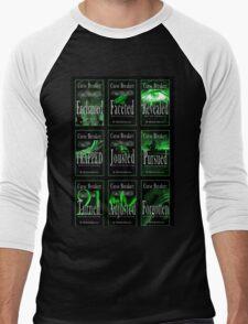The Curse Breaker Saga Men's Baseball ¾ T-Shirt