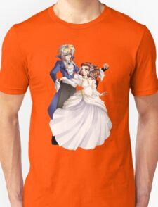 As the World Falls Down Unisex T-Shirt