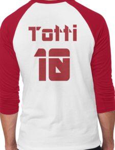 Totti 10 Men's Baseball ¾ T-Shirt
