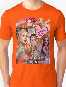 raja gemini collage Unisex T-Shirt