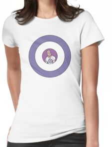 Clint Barton Womens Fitted T-Shirt