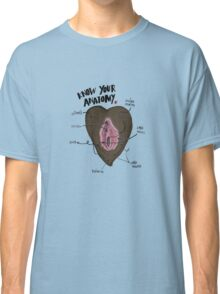 ...To Know It Is to Love It! (Dark) Classic T-Shirt