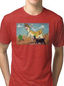Cash Cow Tri-blend T-Shirt