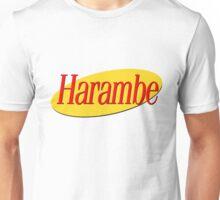 Harambe Seinfeld  Unisex T-Shirt