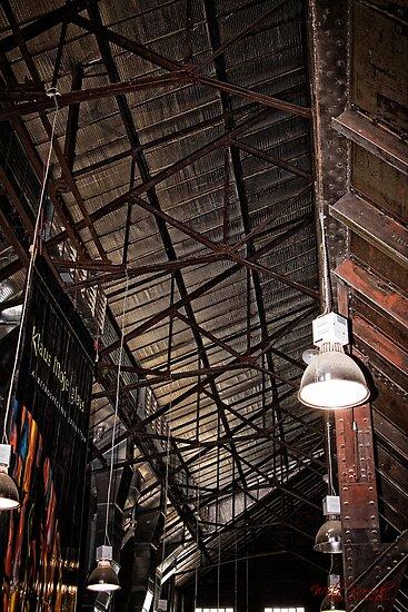 Inside Canberra Glassworks (3) by Wolf Sverak