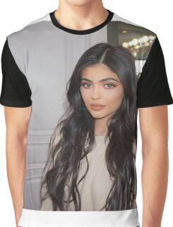 Kylie Ginger Graphic T-Shirt