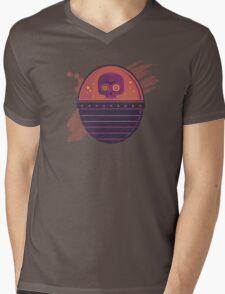 Skull Tank Variant 2 Mens V-Neck T-Shirt