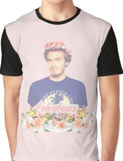 """""""Fabulous"""" - PewDiePie Graphic T-Shirt"""