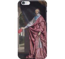 Cardinal Richelieu iPhone Case/Skin