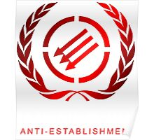 Antifascist Poster
