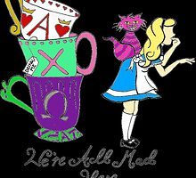 AXO Alice in Wonderland by Tokyodoll13