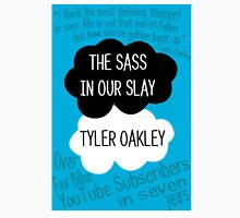 The Sass In Our Slay Tyler Oakley Unisex T-Shirt