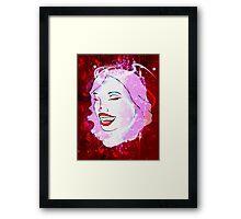 Strawberry Girl Framed Print