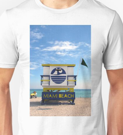 """""""Life Guard Stand"""" Unisex T-Shirt"""