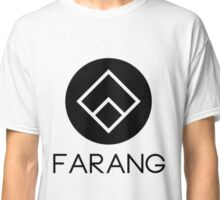 Farang Parkour - mega logo Classic T-Shirt