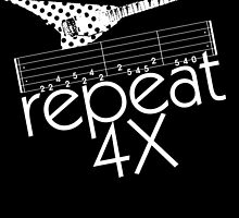 Repeat 4X by Matthew McMillin