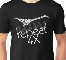 Repeat 4X Unisex T-Shirt