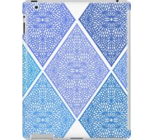 Blue Pattern Play iPad Case/Skin