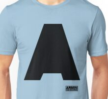Amin Van Buuren logo A black - shirt - state of trance Unisex T-Shirt