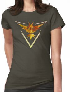 Instict Womens Fitted T-Shirt