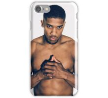 Anthony Joshua heavyweight champion iPhone Case/Skin
