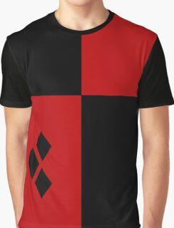 Minimalist Design - Harley Graphic T-Shirt