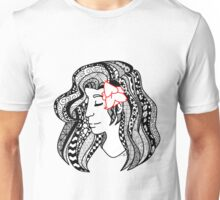 Zentangle Me Not Unisex T-Shirt