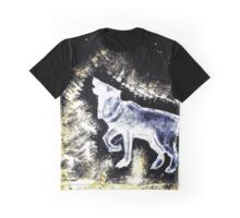 Wolf Spirit Beautiful Graphic T-Shirt