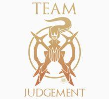 Team Judgement - Black One Piece - Short Sleeve