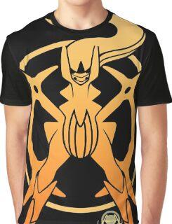 Team Judgement - Black Graphic T-Shirt