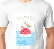 Buoy Meets Gull Unisex T-Shirt