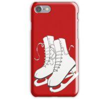 Figure Skates iPhone Case/Skin