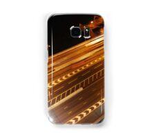 Highway night Samsung Galaxy Case/Skin