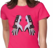 Power Gloves Womens Fitted T-Shirt