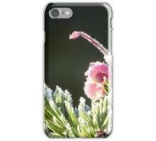 Frosted spotlight iPhone Case/Skin