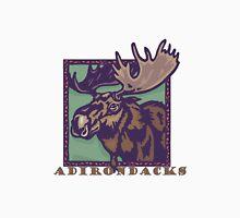Adirondacks Moose Unisex T-Shirt