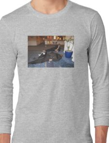 Kelso & Cheeks - Just Another Saturday Long Sleeve T-Shirt