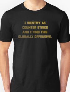 Counter Strike Globally Offensive Unisex T-Shirt